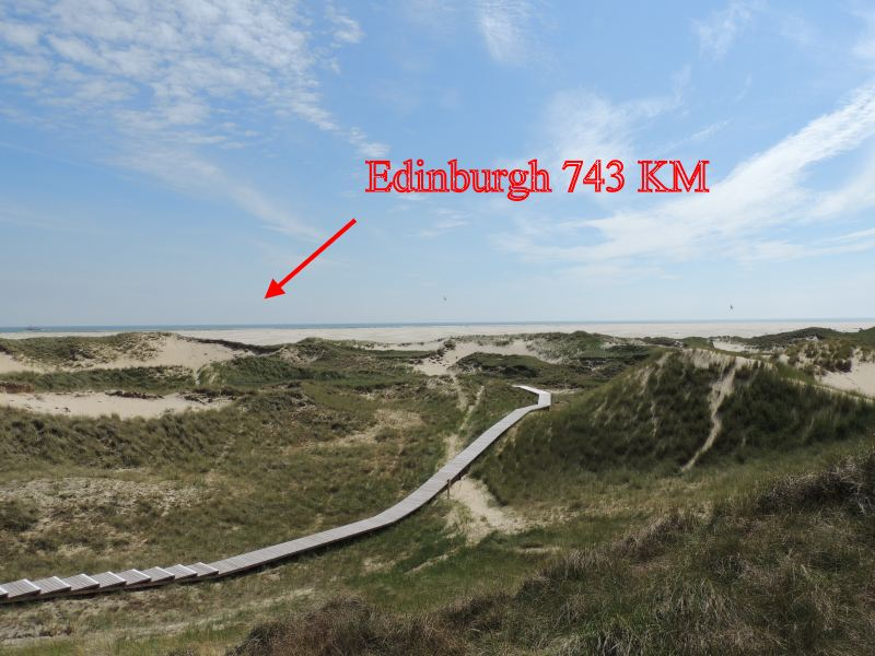 Amrum-Edinburgh